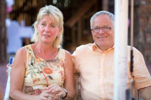Ihre Gastgeber Katrin und Michael Chickowsky